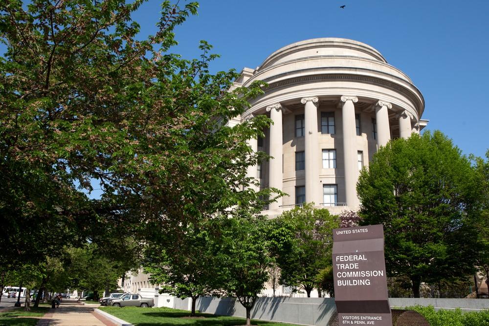 FTC building in Washington DC
